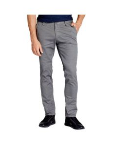 Ash Cotton Casual Gabardine Pant For Men