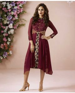 Gorgeous kurti from vinay